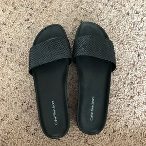 New Calvin Klein Slides 8.5